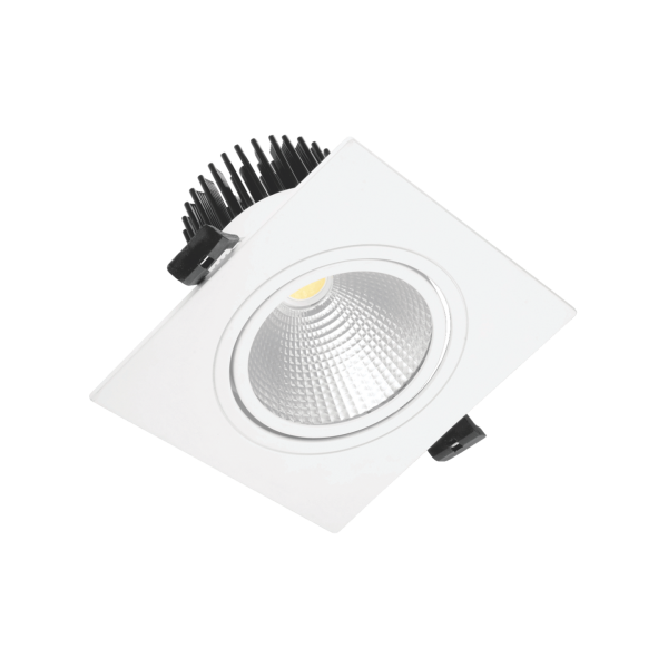COB DOWNLIGHTS - ESTUS SWIVEL DOWNLIGHT (SQUARE)