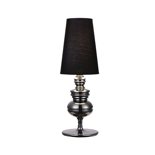 TABLE LAMPS - JIG-BLK-TL1018T2