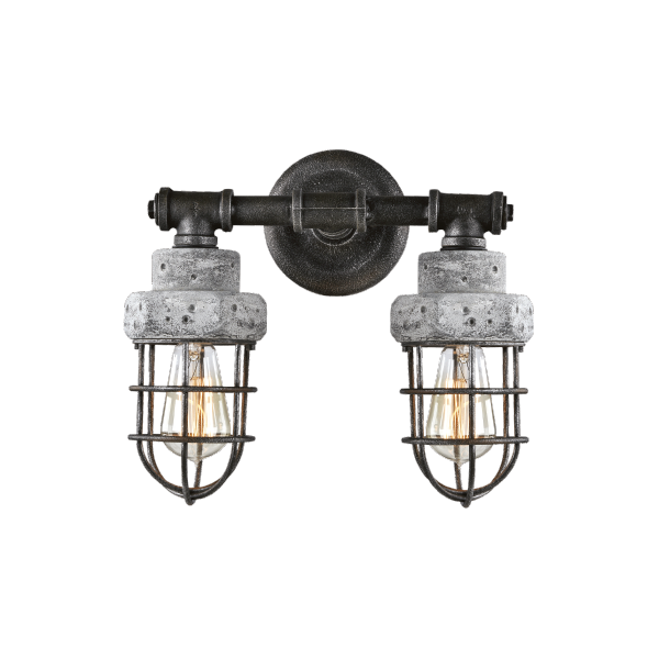 WALL LIGHT - JNL-GRY-WL92932