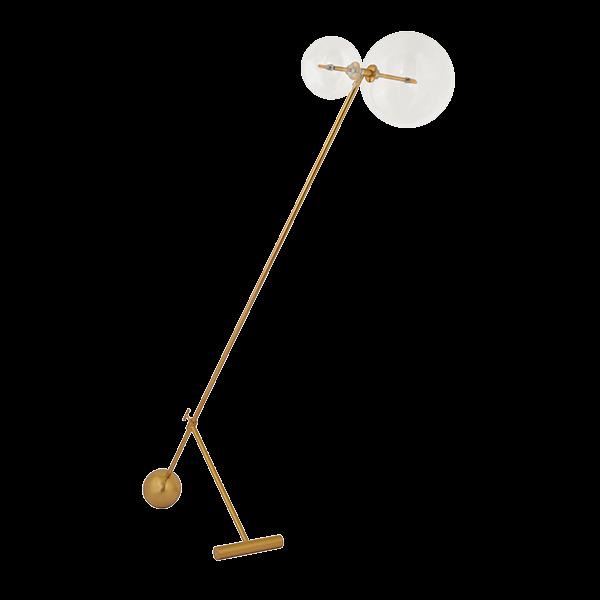 Floor Lamp - STL-BRS-FL1260F