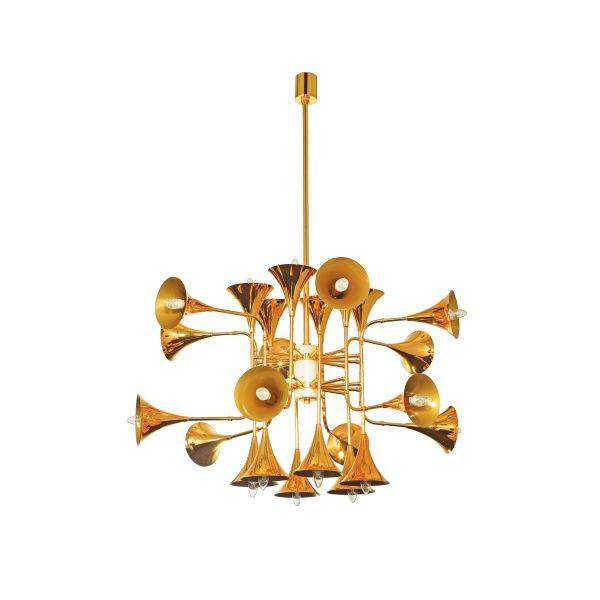 CEILING LIGHT - STL-GLD-SL1133S