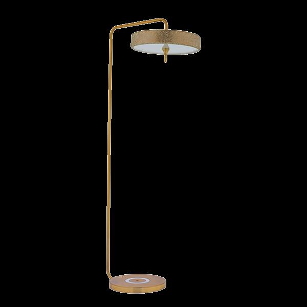 Floor Lamp - STL-WHT-FL1174F