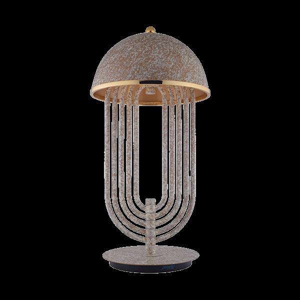 Table Lamp - STL-WHT-TL1213T