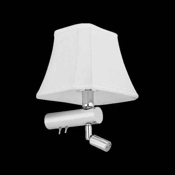 Wall Lamp Premium | SKU: WBR-ABR-BELLFAB255
