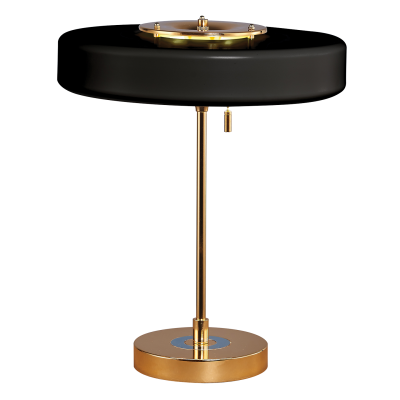 TABLE LAMPS - STL-BLK-TL1174T