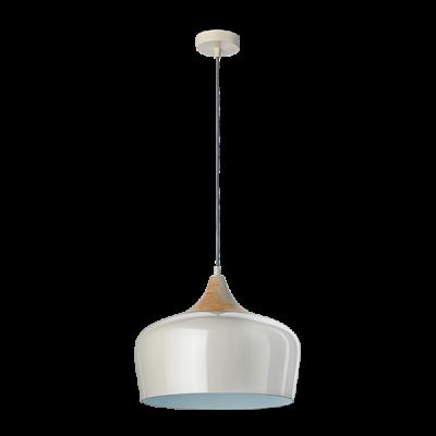 Ceiling Light - JNL-WHT-SLPEA034AE27