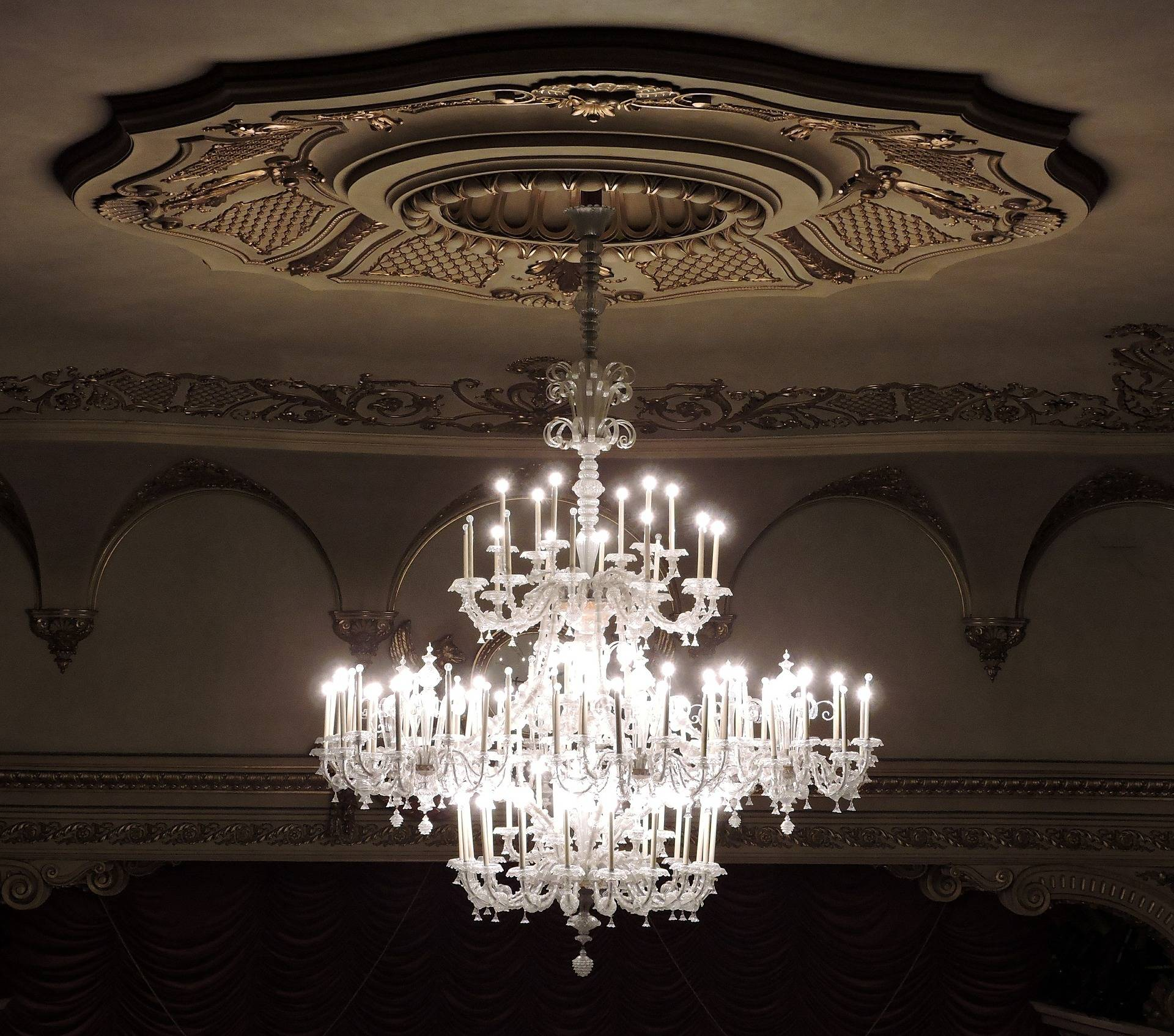 Tips To Choose The Right Chandelier For Your Living Room