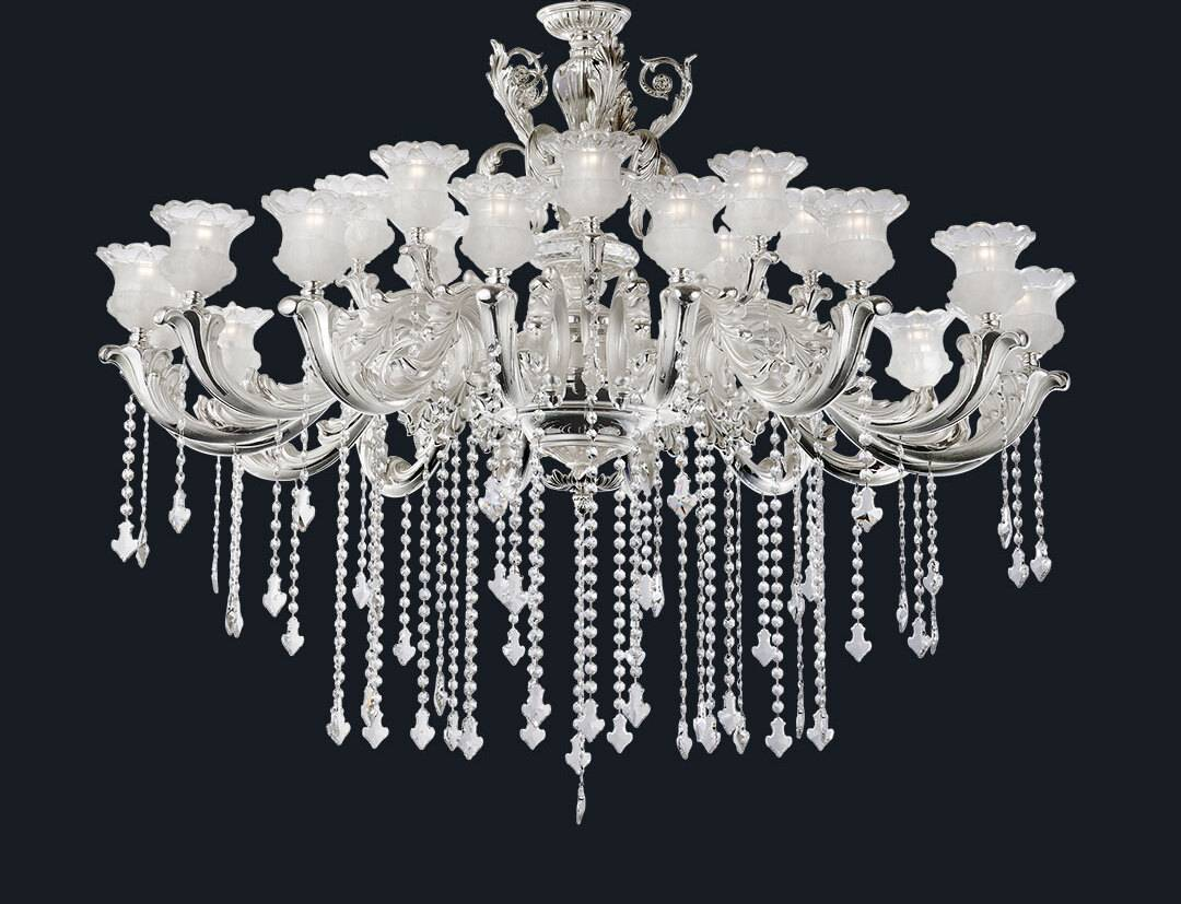 5 tips to decorate your home with Chandeliers